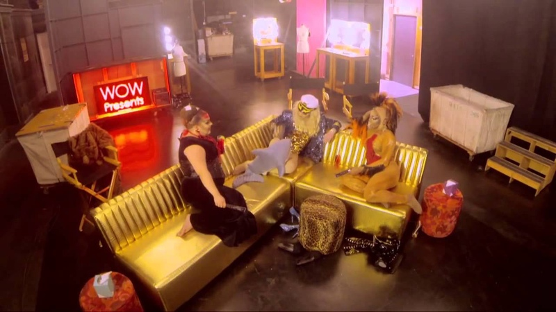 RuPauls Drag Race Untucked- ALL of S7 bonus clips