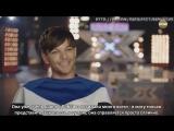 Louis Texting club exclusive video [RUS SUB]