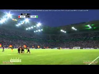 Andre Schürrle Goal - Germany vs Cameroon 2-1 HD 01-06-2014 Friendly HD