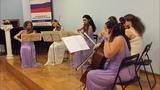 Концерт струнного ансамбля Primavera в Афинах.