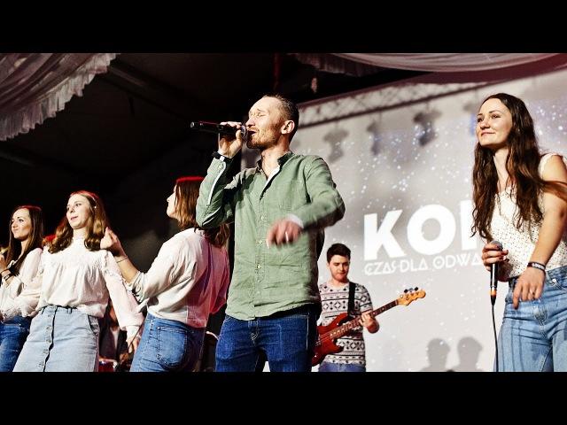 Krzysztof Kużas ft BE THE LIGHT Błogosławię Imię Twoje LIVE