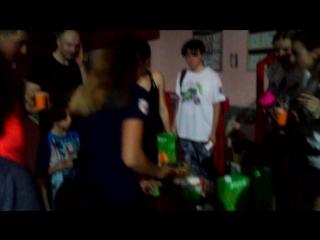 В гостях у Айрана! Приватное видео с вечеринки!