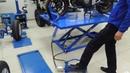 Подъемник для мото и квадроциклов, с пневмоприводом, 680 кг NORDBERG N4M4