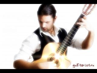 AcDc - Back in black (урок на гитаре) Китайская реплика Gibson LP Studio