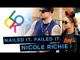 Rihanna, Kristen Stewart & Nicole Richie! Nailed It. Failed It. w/ Daniella Pineda & David Yi