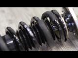 Обзор: Винтовая подвеска (койловеры) BC Racing Extra Low для Lada