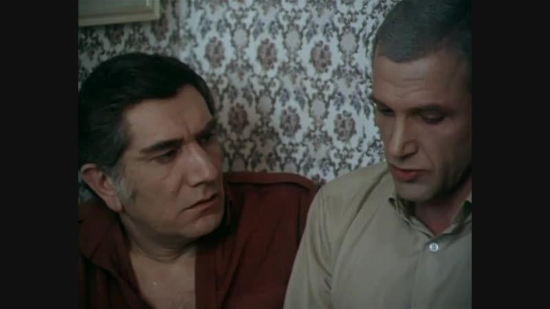 Профессия следователь, криминал, детектив, СССР, 1982 (1-3 серии из 5)