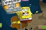 Спанч Боб бродилка в подводной пещере