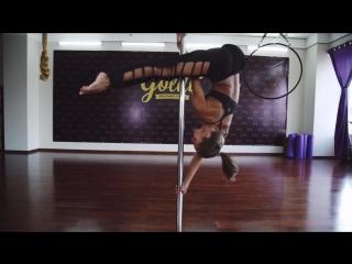 Goldy Pole Dance  наши тренеры и ученики в деле