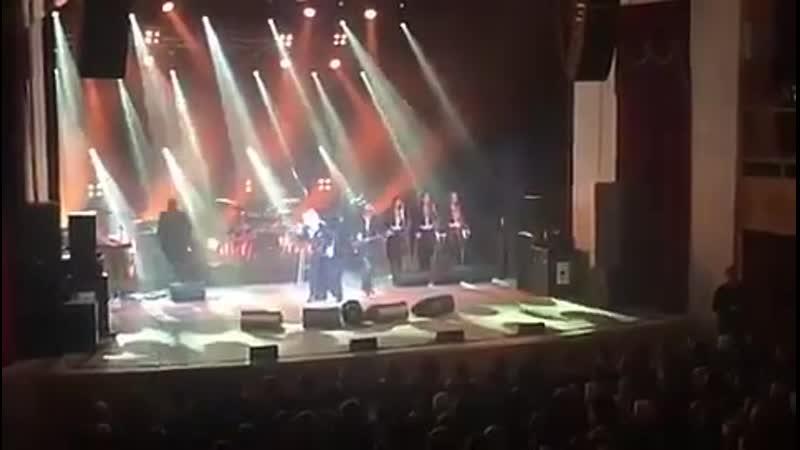 Ирина Аллегрова в ДК Химиков Дзержинск 20 03 2019 3