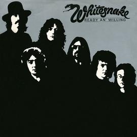 Whitesnake альбом Ready An' Willing [Remastered]