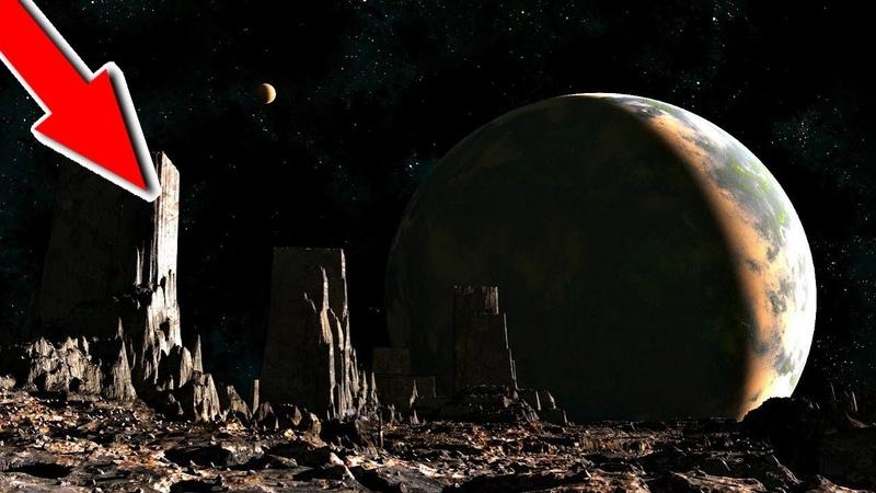 ВОТ почему США и СССР прекратили осваивать Луну! Луна или все же корабль пришельцев