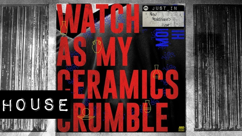JUST IN Morgan Hislop Watch As My Ceramics Crumble CHAMBRAY Remix