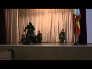 Русский Стиль Кадочникова. Показательное выступление в Доме Офицеров.