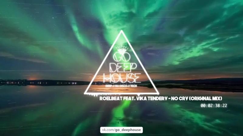 RoelBeat feat. Vika Tendery - No Cry (Original Mix)