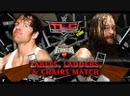 WWE Mania TLC 2014 Dean Ambose vs Bray Wyatt Tables Ladders Chairs Match