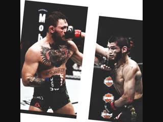 Хабиб Макгрегор vs Коннор Нурмагомедов/UFC 228