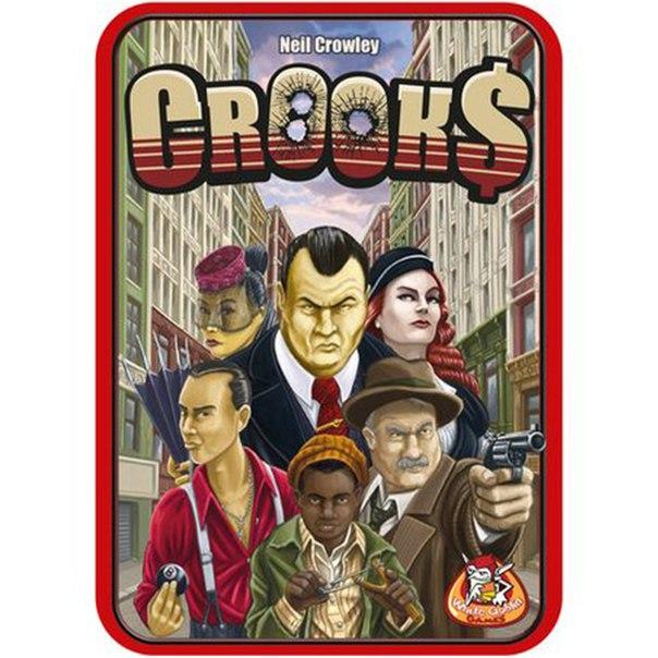 Аферисты Crooks