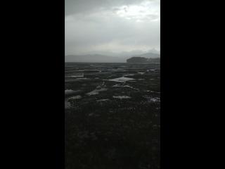 Тургояк, 09.05.2018, дождь)