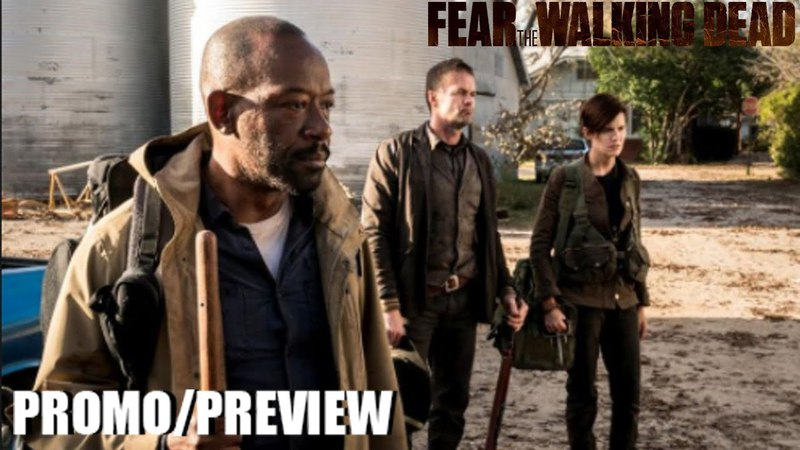 Fear The Walking Dead 4x02 Trailer Another Day in the Diamond Season 4 Episode 02 PromoPreview HD