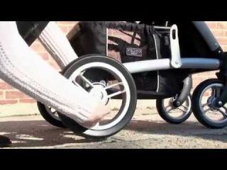 Детская коляска для двойни и погодок Valco Baby Zee Two
