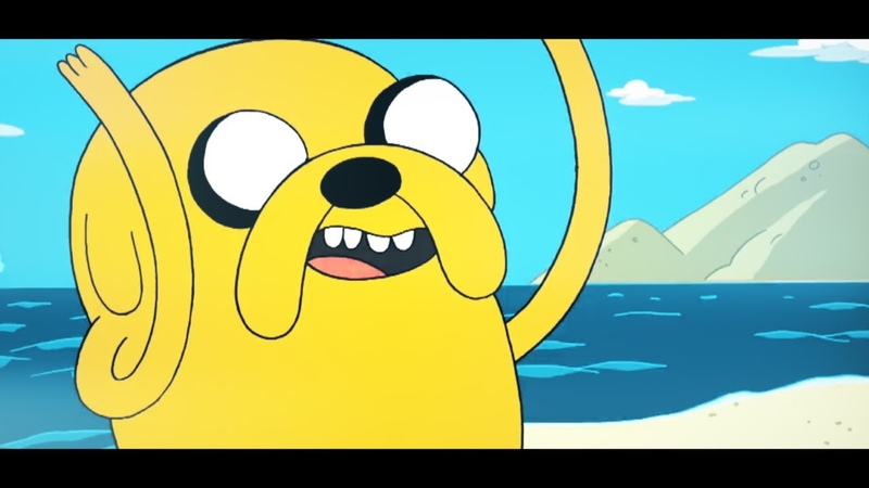 GOODBYE ADVENTURE TIME TRIBUTE MONTAGE (throwback episodes edit)