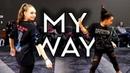 My Way One Bit Noah Cyrus Radix Dance Fix Season 2 Brian Friedman Choreography