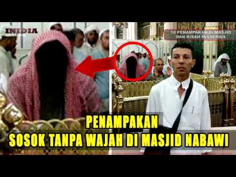 10 Penampakan Di Masjid dan Kisah Misterius Kok Bisa Ada Penampakan di Masjid