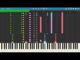Георгий Свиридов-Время, Вперёд! (Дмитриев Игорь) Piano Cover Easy Piano Tutorial