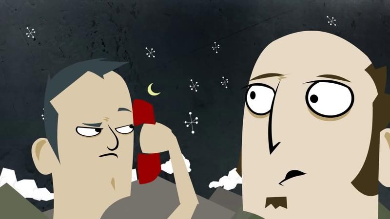 ШТОРМ Tim Minchins Storm the Animated Movie RATTLEBOX