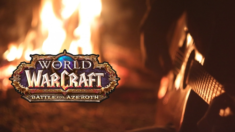 World of Warcraft: Battle for Azeroth— Kul Tiras Tavern Theme (кавер от Dryante и FunPay)