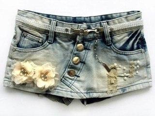 Сшить джинсовку из старых джинсов