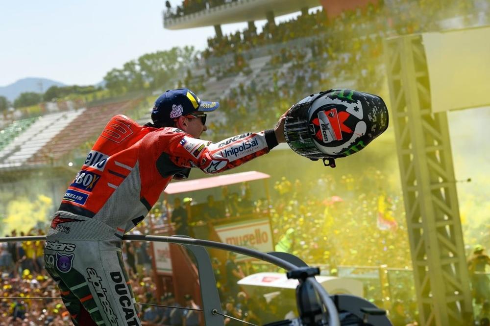 Лучшие фото MotoGP 2018