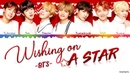 BTS (防弾少年団) - 'Wishing on a Star'🌠 Lyrics [Color Coded Kan_Han_Rom_Eng]