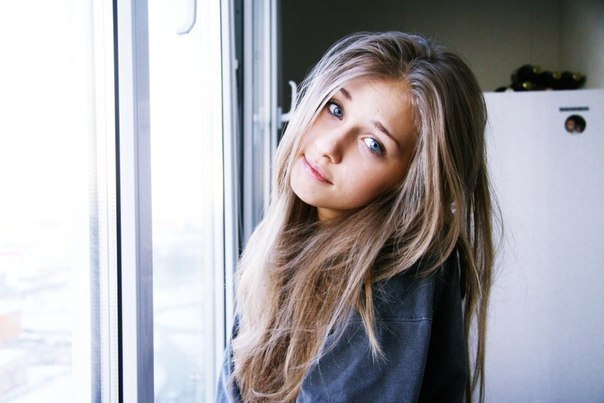 красивые девушки фото лет 13