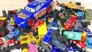 100 Много Машинок Дисней Тачки Игрушки Видео для Детей Мультики про Машинки