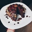 Безумно шоколадный и вкусный торт