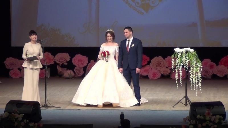 15)Когда в сердцах Любовь и Нежность - Свадебная регистрация Ленара и Гульназ 13.12.2017 (Нижнекамск)