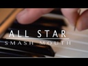 All Star - Smash Mouth | Guitar Piano Loop Cover of ALIVELOOPING