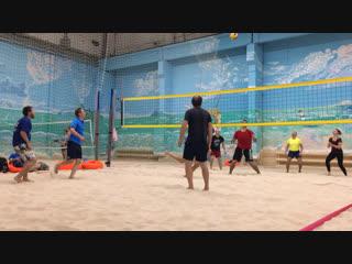 Волейбол. Цунами. 17.11.2018г. (2)