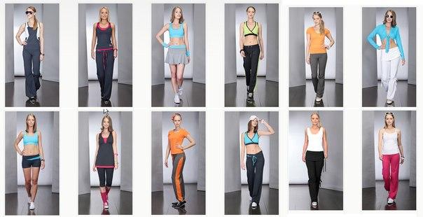 Тема для заказов спортивная одежда