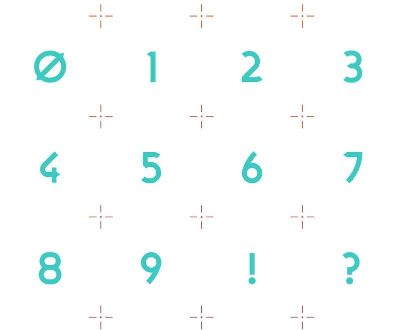 Download Retrospective font (typeface)