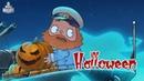 Halloween - Игра World of Warships - короткие мультики для детей
