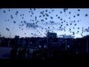 Бессмертные Души - Запуск 300 шаров в память жертвам Геноцида армян (Воронеж)