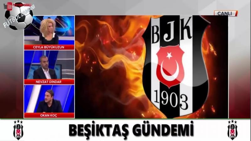 BEŞİKTAŞ Spor Ajansı - Şenol Güneş, Larin, Vagner Love Yorumları 27 Eylül 2018