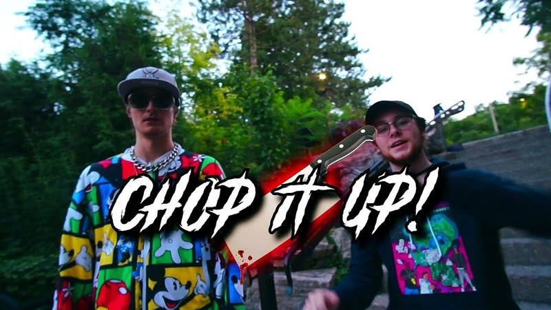 Freddie Dredd X DJ Smokey - CHOP IT UP (Official Music Video by @positivepabs)