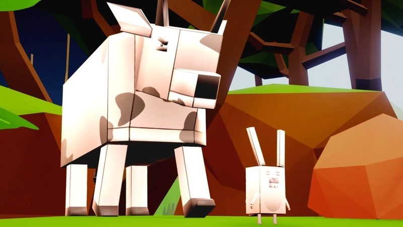Rabbit and Bull English Bedtime Stories for Kids 3D Animated Moral Stories for Children