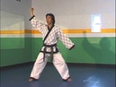 Tang soo do black belt form 2