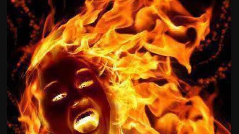 В Н.Челнах мужчина поджег сожительницу за то, что она якобы украла у него «фанфурики»