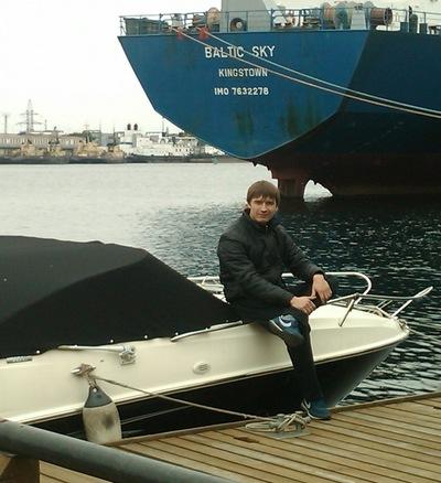 Денис Никишин, 21 января 1988, Санкт-Петербург, id58345405